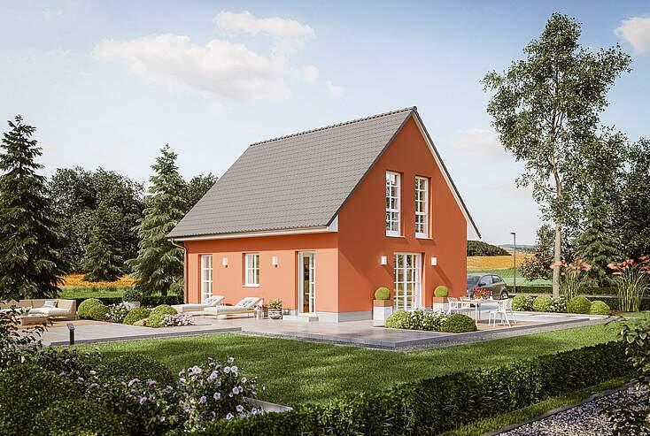 Musterhaus Emsland - Nieuwbouw Duitsland - Alto 300 Heinz von Heiden